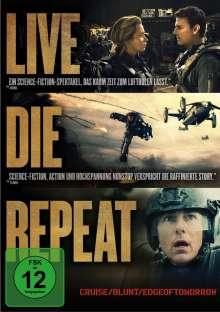 Edge of Tomorrow, DVD