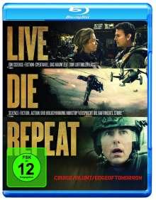 Edge of Tomorrow (Blu-ray), Blu-ray Disc