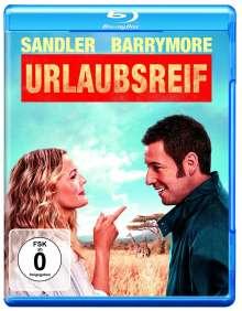 Urlaubsreif (Blu-ray), Blu-ray Disc