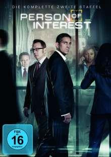 Person Of Interest Season 2, 6 DVDs