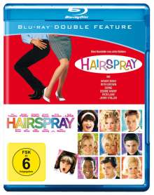 Hairspray 1988 & Hairspray 2007 (Blu-ray), 2 Blu-ray Discs