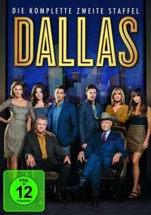 Dallas Season 2 (2013), 3 DVDs