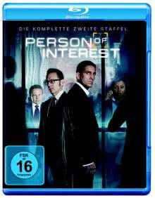 Person Of Interest Season 2 (Blu-ray), 4 Blu-ray Discs
