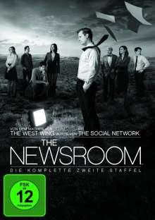 Newsroom Season 2, 3 DVDs