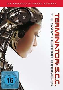 Terminator: The Sarah Connor Chronicles Season 1, 3 DVDs