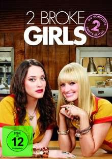 Two Broke Girls Staffel 2, 3 DVDs