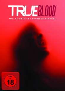 True Blood Season 6, 4 DVDs
