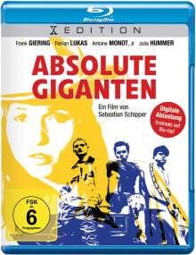 Absolute Giganten (Blu-ray), Blu-ray Disc