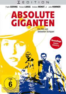 Absolute Giganten, DVD