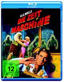 Die Zeitmaschine (1959) (Blu-ray), Blu-ray Disc