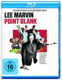 Point Blank (Blu-ray), Blu-ray Disc
