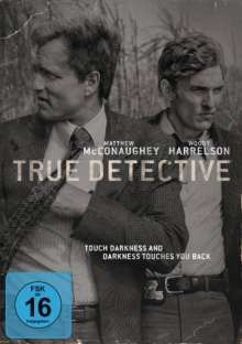 True Detective Season 1, 3 DVDs