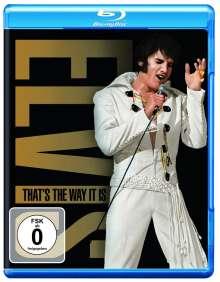 Elvis Presley - That's the Way it is (OmU) (Blu-ray), Blu-ray Disc