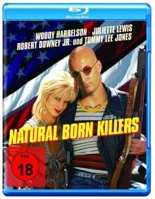 Natural Born Killers (Blu-ray), Blu-ray Disc