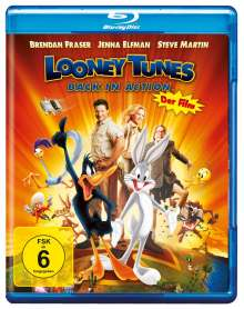 Looney Tunes: Back in Action (Blu-ray), Blu-ray Disc