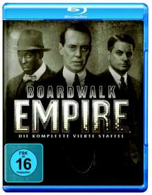 Boardwalk Empire Season 4 (Blu-ray), 4 Blu-ray Discs