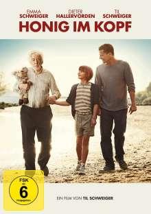 Honig im Kopf, DVD