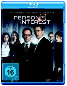 Person Of Interest Season 3 (Blu-ray), 6 Blu-ray Discs