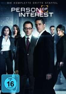 Person Of Interest Season 3, 6 DVDs