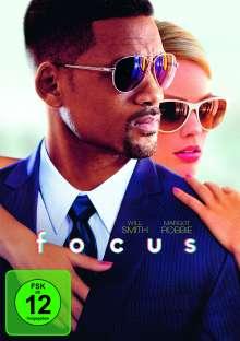 Focus, DVD