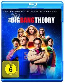 The Big Bang Theory Staffel 7 (Blu-ray), 2 Blu-ray Discs
