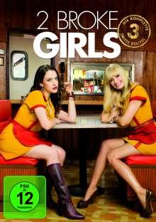 Two Broke Girls Staffel 3, 3 DVDs
