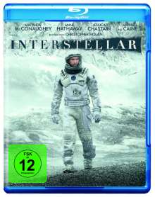 Interstellar (Blu-ray), Blu-ray Disc