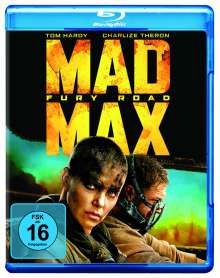 Mad Max - Fury Road (Blu-ray), Blu-ray Disc