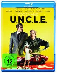 Codename U.N.C.L.E. (Blu-ray), Blu-ray Disc