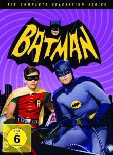 Batman (Komplette Serie), 18 DVDs