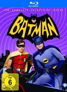 Batman (Komplette Serie) (Blu-ray), 13 Blu-ray Discs