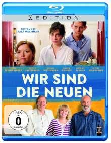 Wir sind die Neuen (Blu-ray), Blu-ray Disc