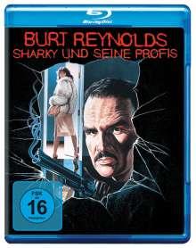 Sharky und seine Profis (Blu-ray), Blu-ray Disc