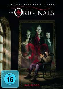 The Originals Staffel 1, 5 DVDs