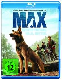 Max (Blu-ray), Blu-ray Disc