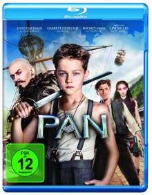 Pan (Blu-ray), Blu-ray Disc