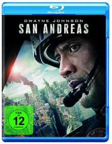 San Andreas (Blu-ray), Blu-ray Disc