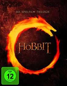 Der Hobbit: Die Trilogie (Blu-ray), 6 Blu-ray Discs