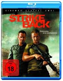 Strike Back Season 2 (Blu-ray), 4 Blu-ray Discs