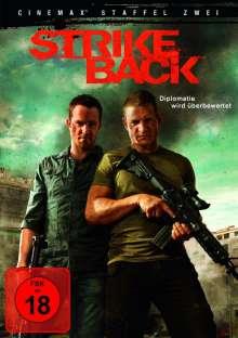 Strike Back Season 2, 4 DVDs