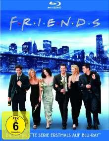 Friends Season 1-10 (Komplette Serie) (Blu-ray), 21 Blu-ray Discs