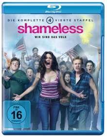 Shameless Season 4 (Blu-ray), 4 Blu-ray Discs