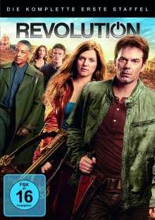 Revolution Season 1, 5 DVDs