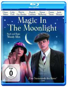 Magic in the Moonlight (Blu-ray), Blu-ray Disc