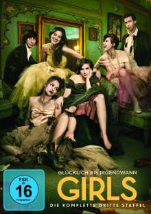 Girls Staffel 3, 2 DVDs