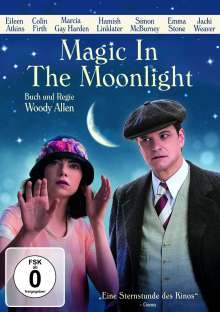 Magic in the Moonlight, DVD