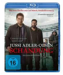 Schändung (Blu-ray), Blu-ray Disc