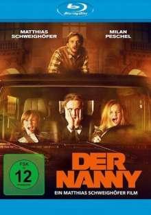 Der Nanny (Blu-ray), Blu-ray Disc