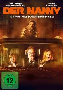 Der Nanny, DVD