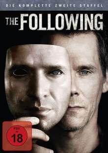 The Following Season 2, 4 DVDs